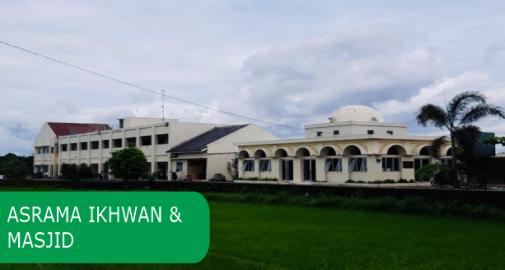 Asrama & Masjid