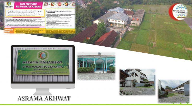 Asrama & Masjid Kampus